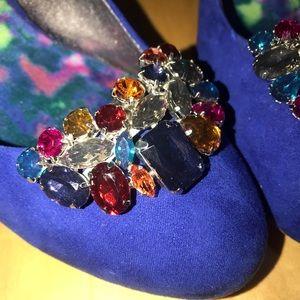 🛍 BOGO🛍 Colorful Rhinestone Shoe Clips